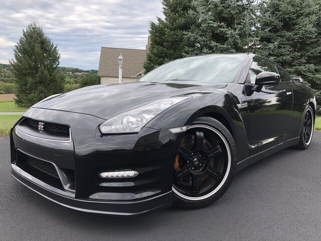 2014 Nissan GT-R Black Edition Whitehall PA
