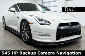 2014_Nissan_GT-R_Premium 545 HP Backup Camera Navigation_ Portland OR