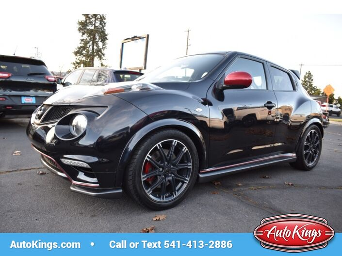 2014 Nissan JUKE NISMO RS AWD Bend OR