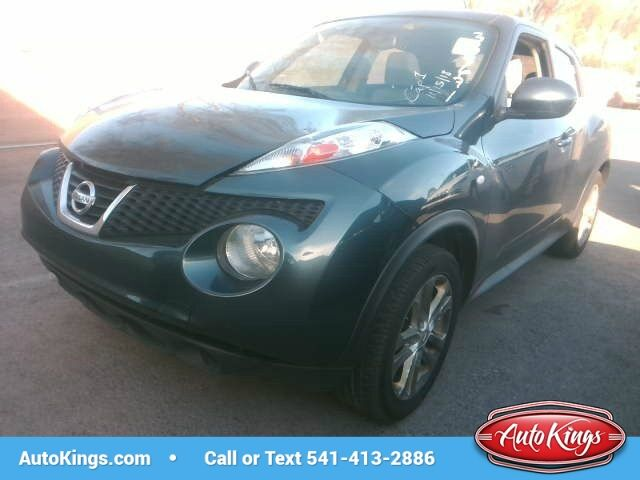 2014 Nissan JUKE SV AWD Bend OR