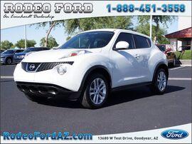 2014_Nissan_JUKE_SV_ Phoenix AZ