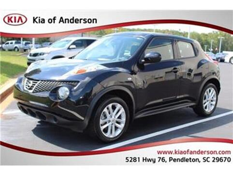 2014_Nissan_Juke_S (CVT) All-wheel Drive_ Pendleton SC