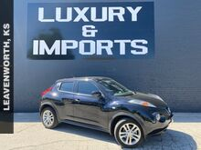 2014_Nissan_Juke_S_ Leavenworth KS