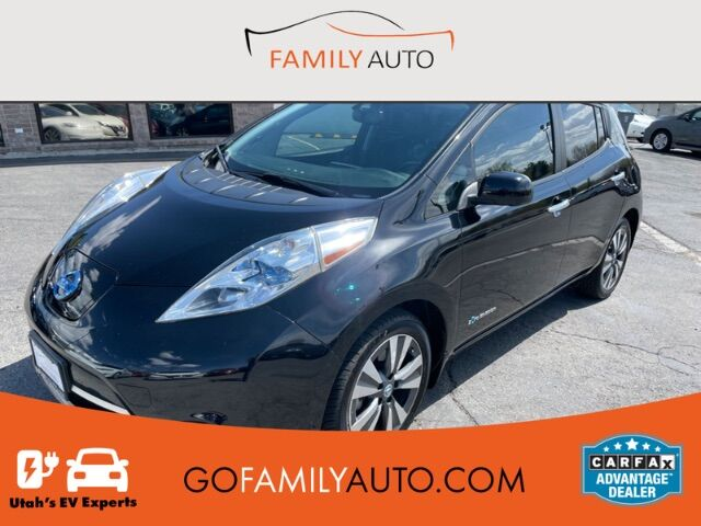 2014 Nissan LEAF SL Pleasant Grove UT