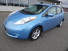 2014_Nissan_LEAF_SV_ Burlington WA