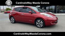 2014_Nissan_Leaf_S_ Corona CA