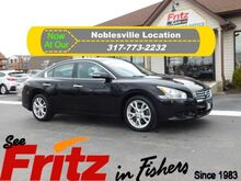 2014_Nissan_Maxima_3.5 S_ Fishers IN