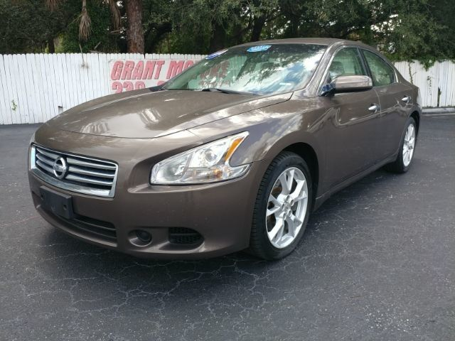 2014 Nissan Maxima 3.5 S North Fort Myers FL