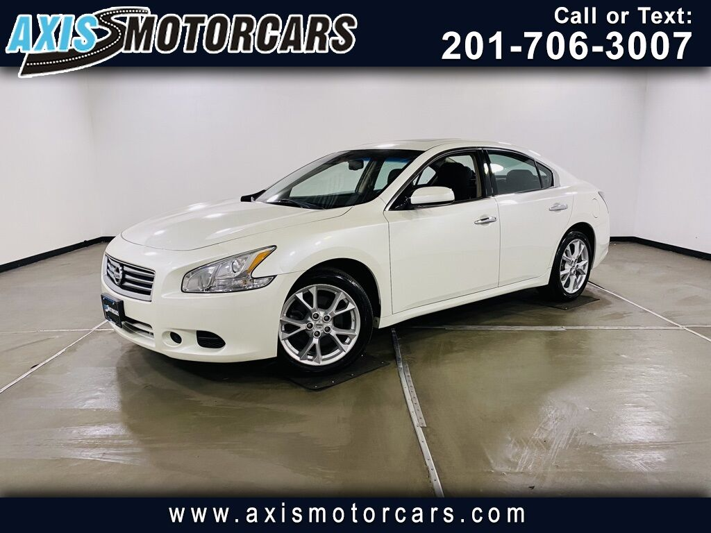 2014 Nissan Maxima 3.5 S Jersey City NJ