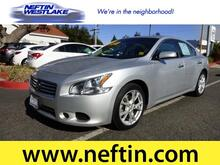 2014_Nissan_Maxima_3.5 S_ Thousand Oaks CA