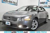 2014 Nissan Maxima 3.5 SV 40K COLD PACKAGE REAR CAMERA HEATED LEATHER KEYLESS GO SUNROOF 18S