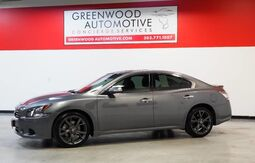 2014_Nissan_Maxima_3.5 SV_ Greenwood Village CO
