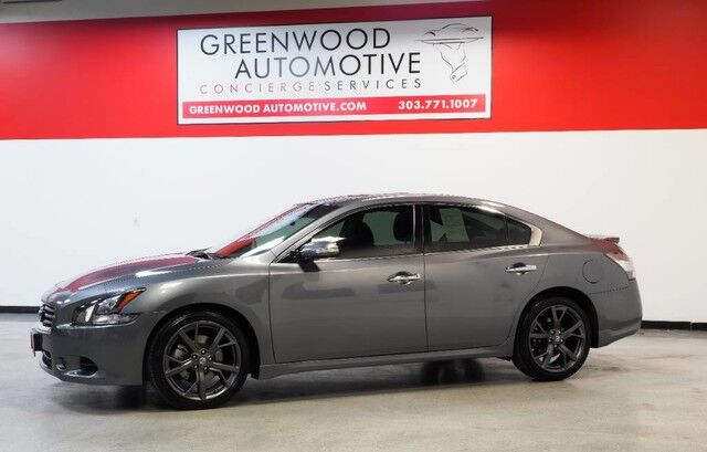 2014 Nissan Maxima 3.5 SV Greenwood Village CO