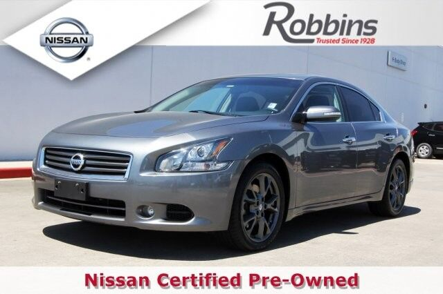 2014 Nissan Maxima 3.5 SV Houston TX