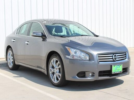 2014_Nissan_Maxima_3.5 SV w/Premium Pkg_ Longview TX