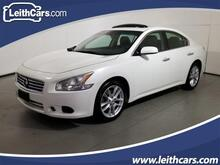 2014_Nissan_Maxima_4dr Sdn 3.5 S_ Cary NC