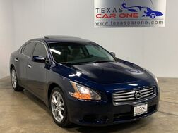 2014_Nissan_Maxima_S SUNROOF CONVENIENCE ENTRY WITH KEYLESS START BLUETOOTH DUAL PO_ Carrollton TX