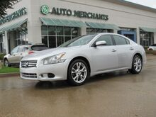 2014_Nissan_Maxima_SV NAV, SUNROOF, BACKUP CAM, HTD/COOLED STS, HTD STEERING, BLUETOOTH, PUSH BUTTON, PWR  SUNSHADE_ Plano TX