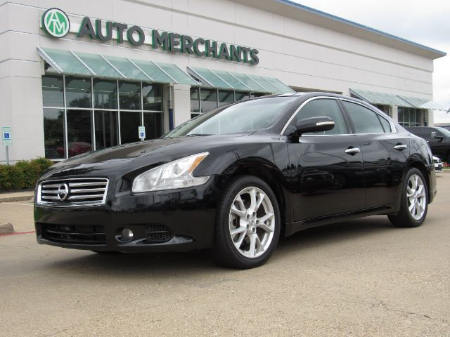 2014 Nissan Maxima SV PREMIUM PACKAGE, PREMIUM TECHNOLOGY PACKAGE, PANORAMIC SUNROOF, LEATHER, HTD/CLD FRONT STS Plano TX