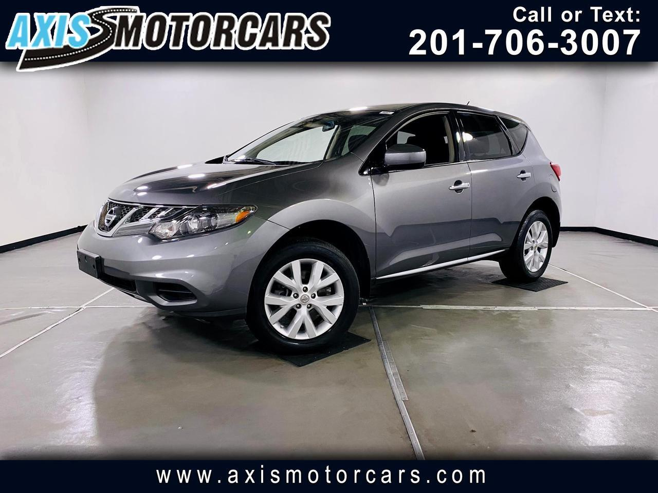 2014 Nissan Murano AWD 4dr Jersey City NJ