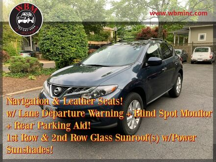 2014_Nissan_Murano_AWD SL w/ Technology Package_ Arlington VA