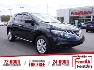 2014_Nissan_Murano_S_ Knoxville TN