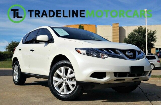 2014 Nissan Murano S CRUISE CONTROL, AUX, GREAT CONDITION, AND MUCH MORE!!! CARROLLTON TX