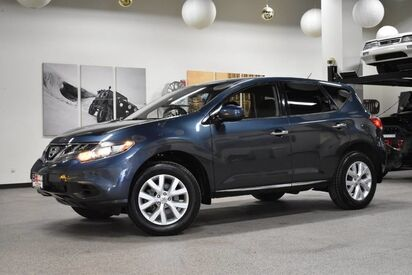 2014_Nissan_Murano_S_ Boston MA