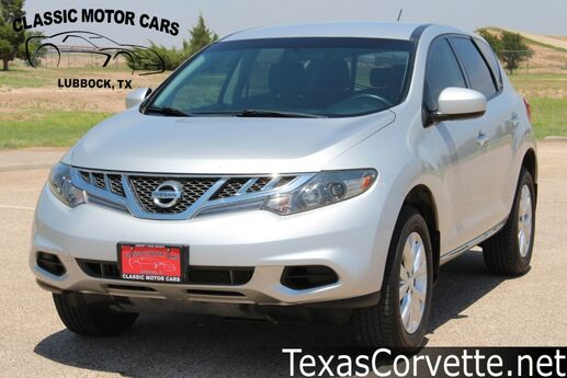 2014 Nissan Murano S Lubbock TX