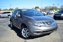 2014_Nissan_Murano_SL_ Houston TX