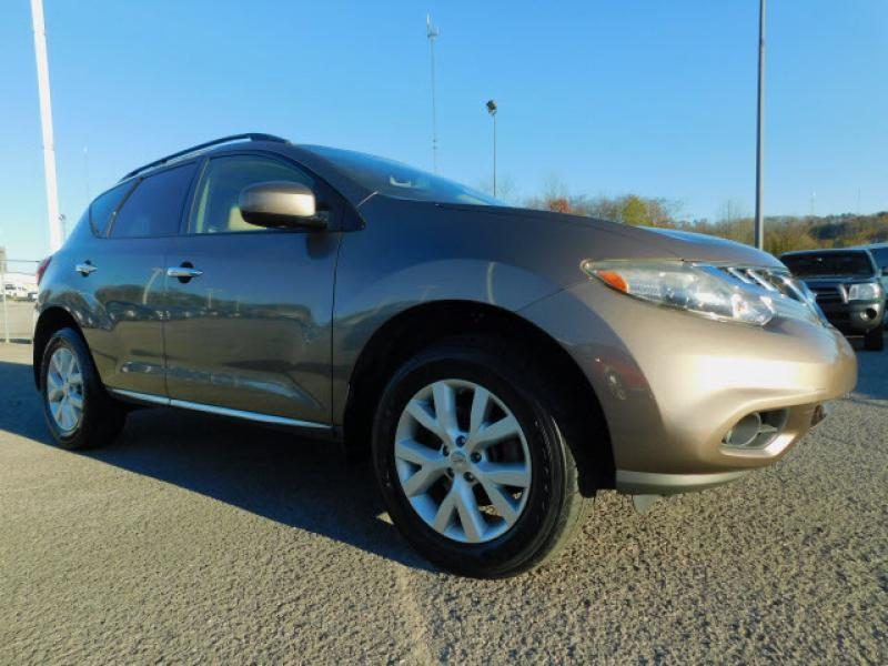 2014 Nissan Murano SL Knoxville TN