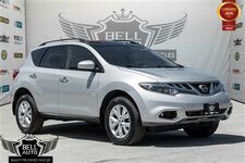 2014 Nissan Murano SL PANORAMIC SUNROOF LEATHER BACK-UP CAMERA AWD