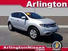 2014_Nissan_Murano_SV_ Arlington Heights IL