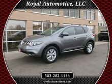 2014_Nissan_Murano_SV_ Englewood CO