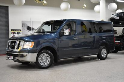 2014_Nissan_NV 3500_HD SV_ Boston MA