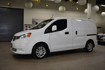 2014_Nissan_NV200_SV_ Boston MA