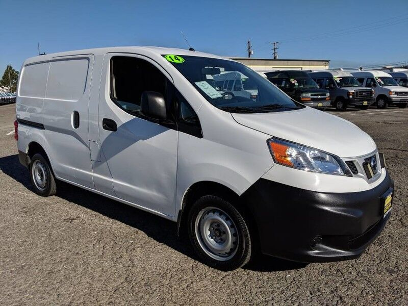 2014 Nissan Nv200 Sv Mini Cargo Van Fountain Valley Ca 27047953