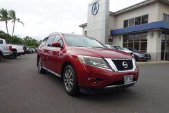 2014_Nissan_Pathfinder_2WD 4dr SV_ Kahului HI