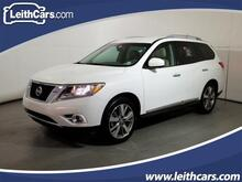 2014_Nissan_Pathfinder_4WD 4dr Platinum_ Cary NC