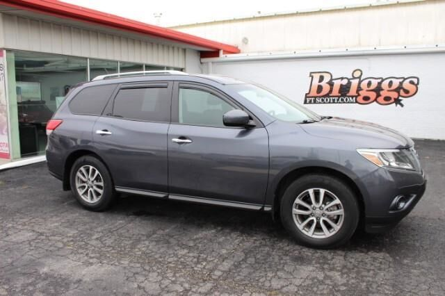 2014 Nissan Pathfinder 4WD 4dr SV Fort Scott KS