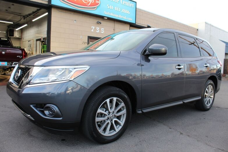 2014 Nissan Pathfinder 4WD S Bend OR