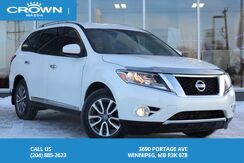 2014_Nissan_Pathfinder_4WD SL Tech *7 SEATER *HEATED LEATHER SEATS *TOW PACKAGE_ Winnipeg MB