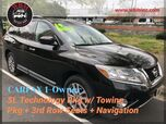 2014 Nissan Pathfinder 4WD SL w/ Tech Package