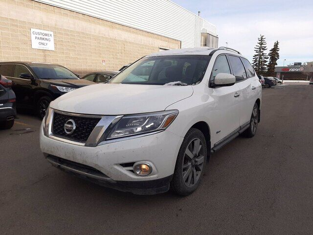 2014 Nissan Pathfinder PLATINUM | AWD | FULLY LOADED | BLOWOUT SPECIAL Calgary AB