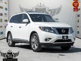 2014 Nissan Pathfinder PLATINUM 360 CAMERA NAVIGATION DVD PANO-SUNROOF LEATHER Toronto ON