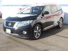 2014_Nissan_Pathfinder_Platinum 2WD_ Dallas TX