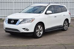 2014_Nissan_Pathfinder_Platinum 2WD_ Houston TX