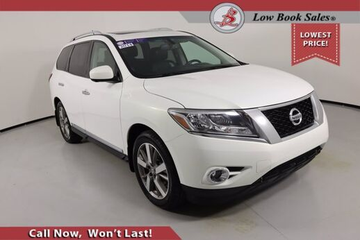 2014_Nissan_Pathfinder_Platinum 4WD_ Salt Lake City UT