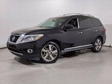2014_Nissan_Pathfinder_Platinum_ Cary NC