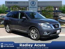 2014_Nissan_Pathfinder_Platinum_ Falls Church VA